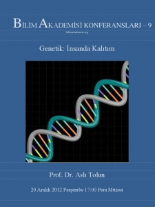 Genetics: Human Heredity – Speaker: Aslı Tolun