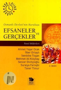"""İsenbike Togan... """"Osmanlı Devleti'nin Kuruluşu - Efsaneler ve Gerçekler"""" - İmge Kitabevi"""