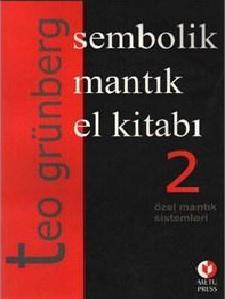 """Teo Grünberg""""Sembolik Mantık El Kitabı - 2"""" - Yapı Kredi Yayınları"""