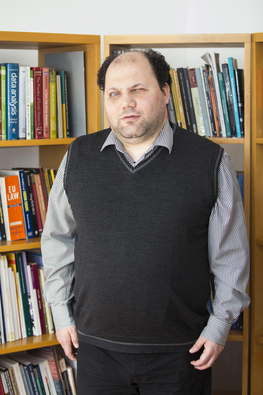 Alper Kaliber - İstanbul Bilgi Üniversitesi - Sosyal Bilimler – Siyaset Bilimi
