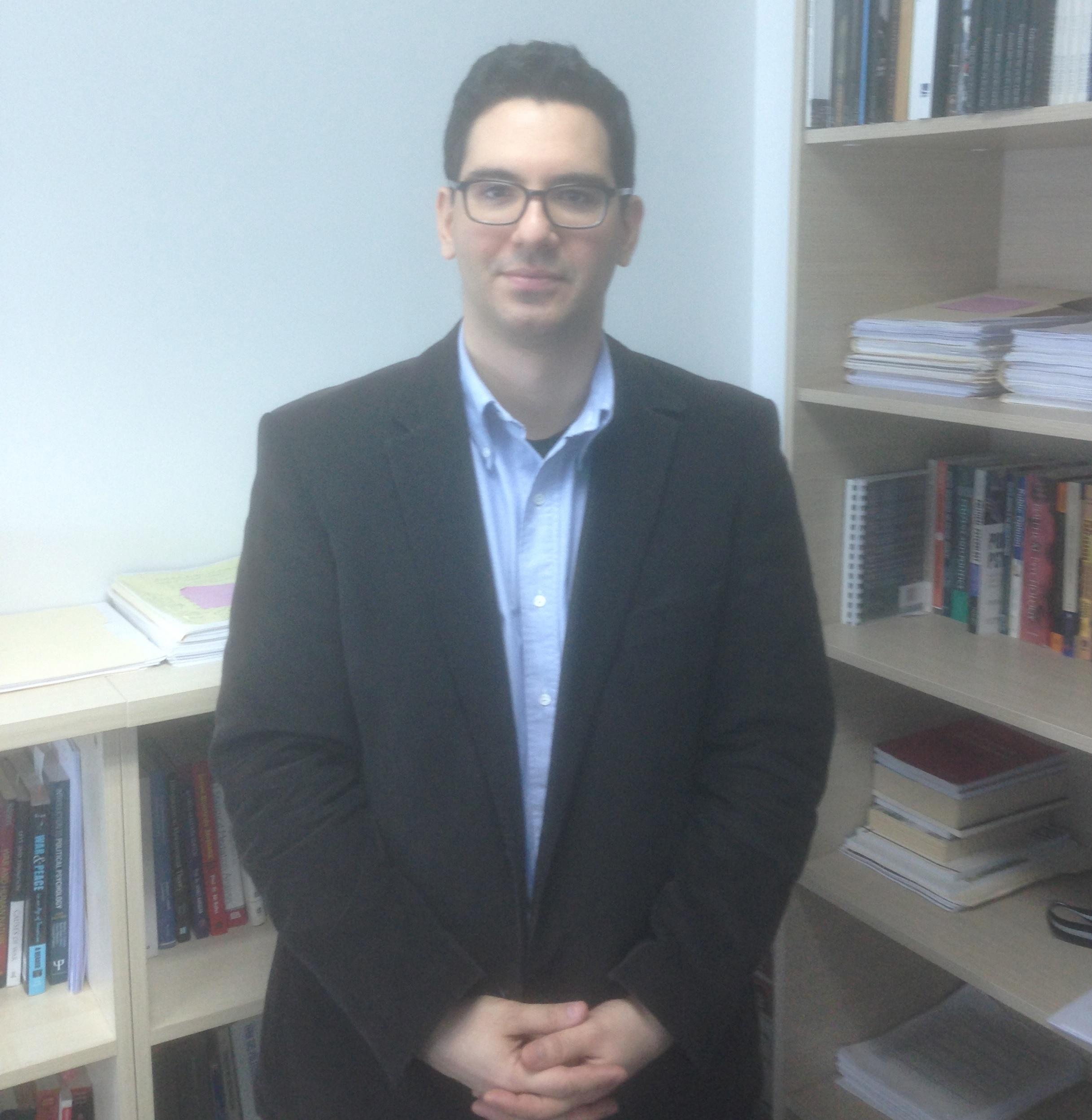 Cengiz Erişen - TOBB Ekonomi ve Teknoloji Üniversitesi - Sosyal Bilimler – Siyaset Bilimi