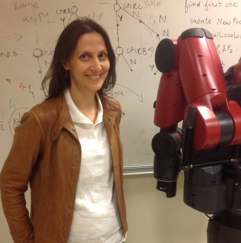 Esra Erdem - Sabancı Üniversitesi - Bilgisayar Bilimleri