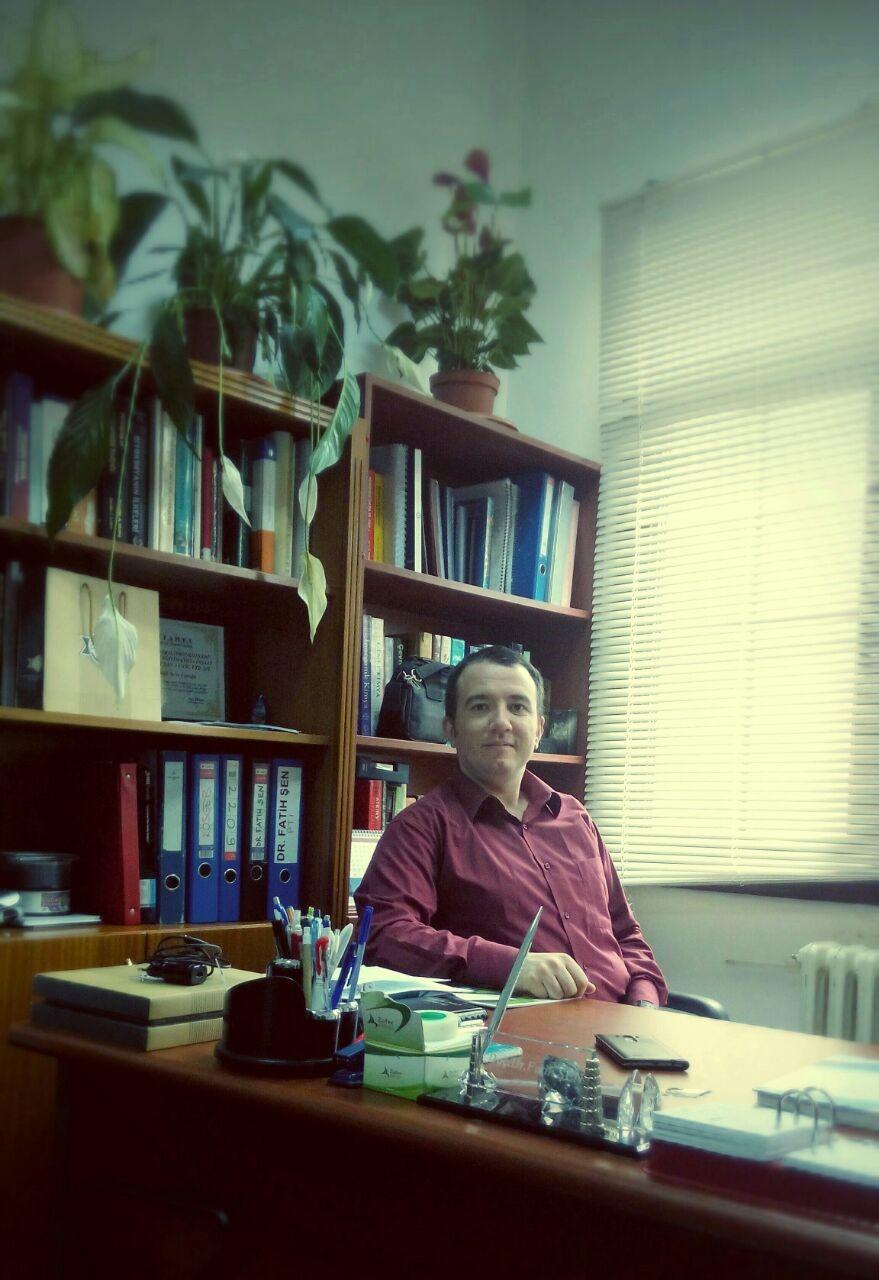 Fatih Şen - Dumlupınar Üniversitesi - Biyokimya