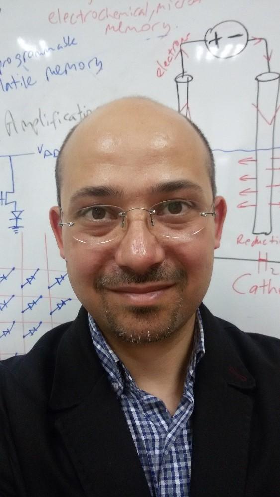 Şenol Mutlu - Boğaziçi Üniversitesi - Elektronik