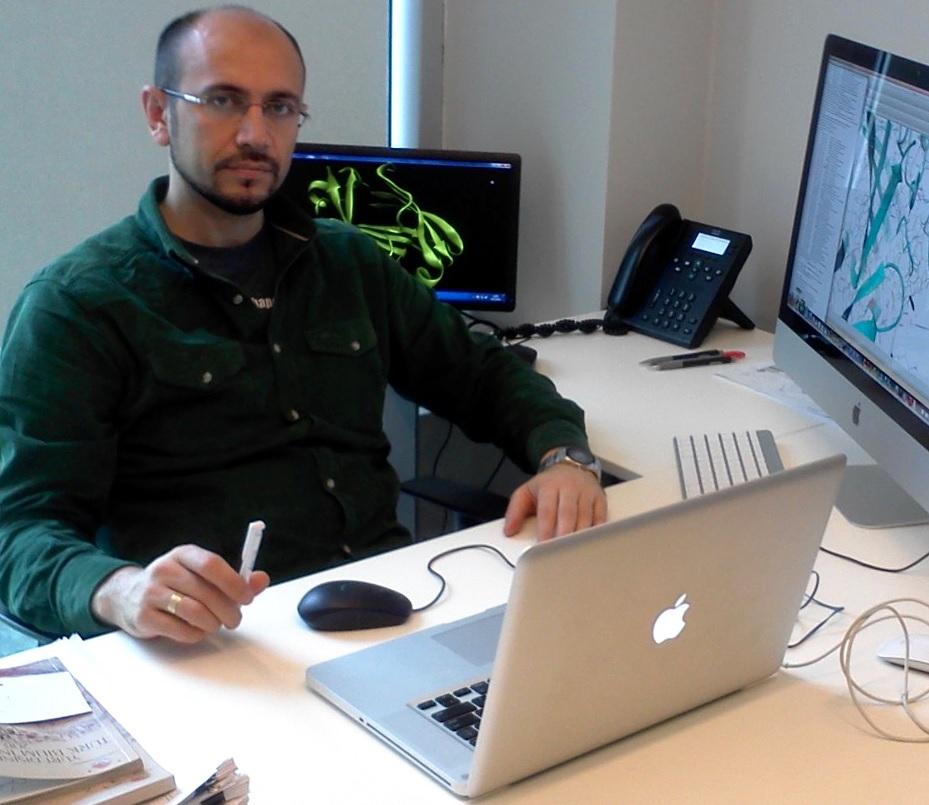 Serdar Durdağı - Bahçeşehir Üniversitesi - Biyoloji