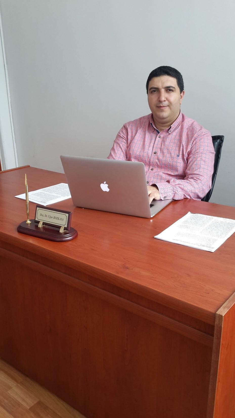 Uğur Bozkaya - Atatürk Üniversitesi - Teorik Kimya, Fizikokimya