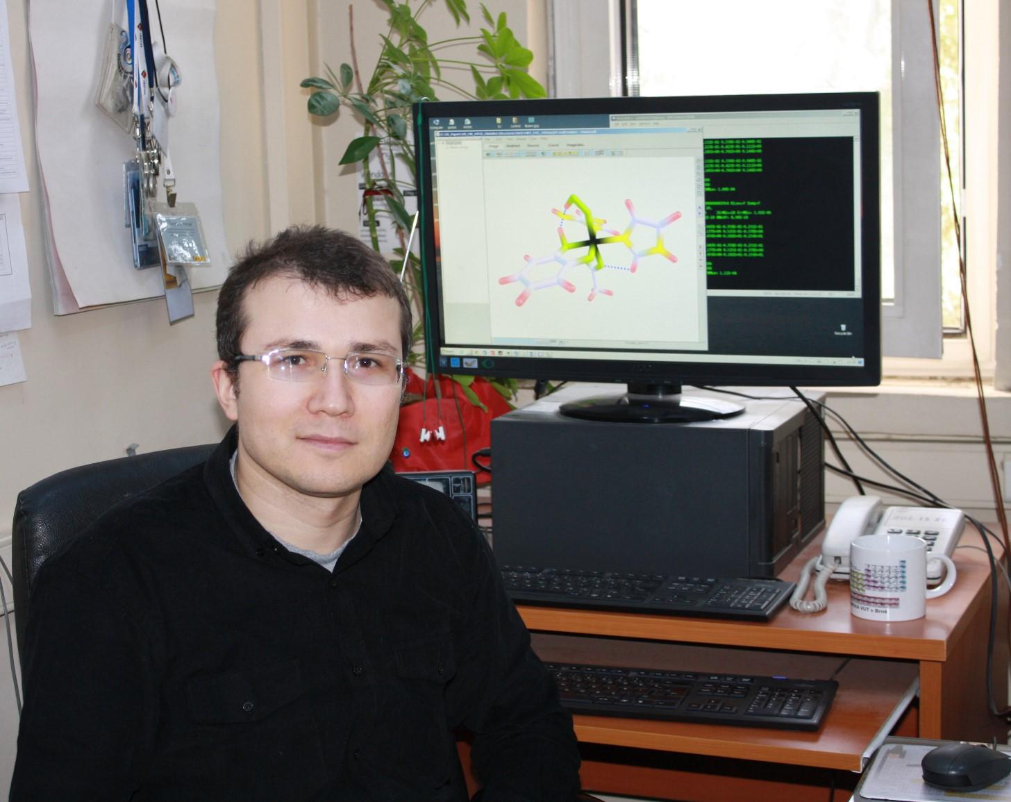 Yavuz Dede - Gazi Üniversitesi - Fizikokimya
