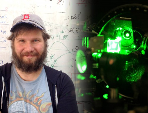 "Scientists ""squeeze"" light one particle at a time"