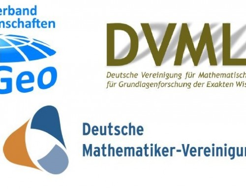German Mathematical Societies' Joint Open Letter
