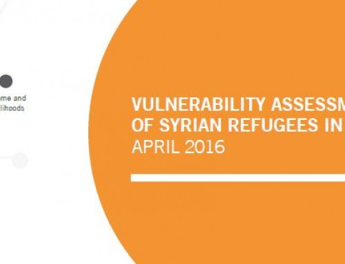 Vulnerability Assessment of Syrian Refugees