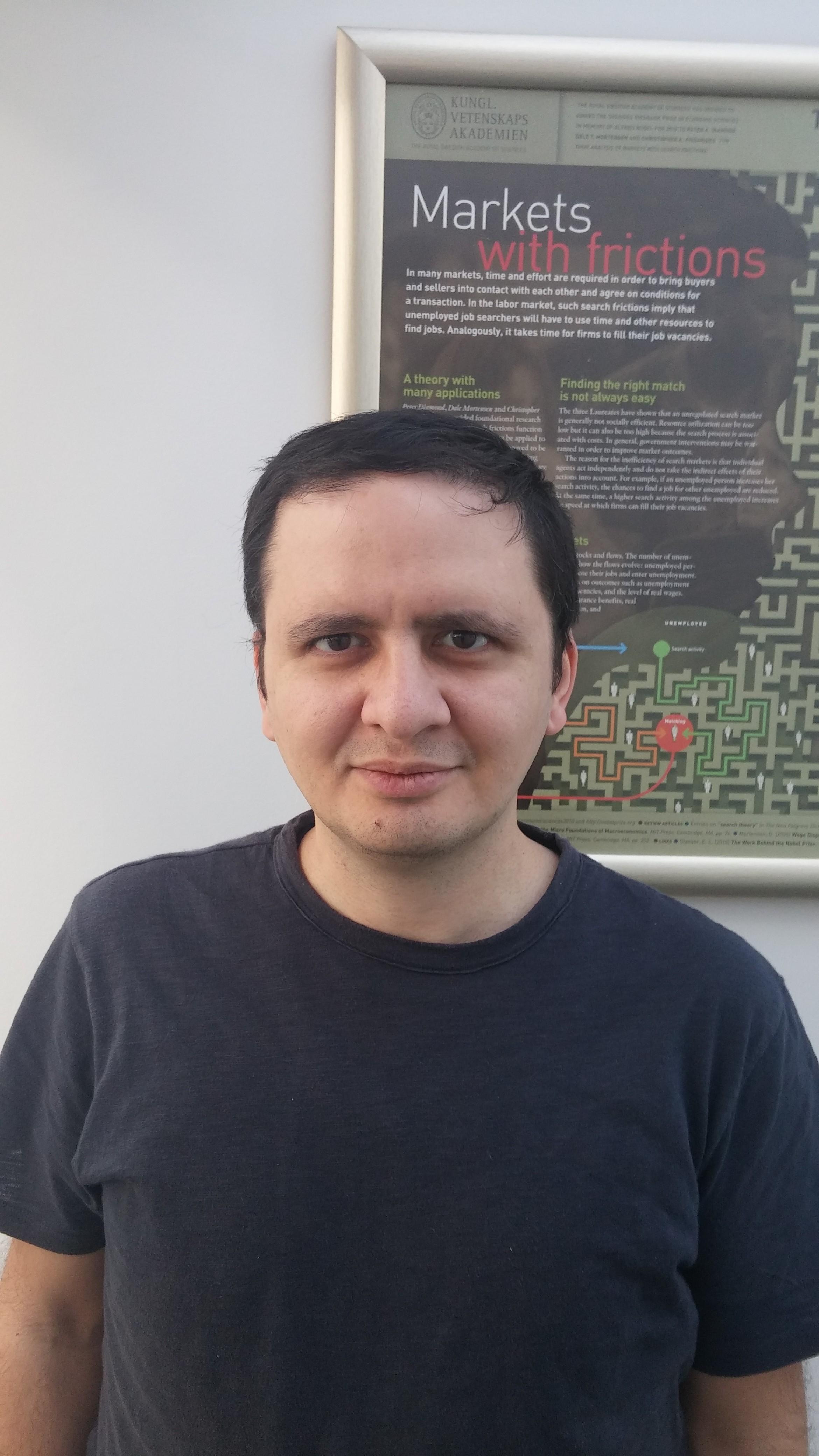 Kamil Kıvanç Karaman - Boğaziçi University - Economics