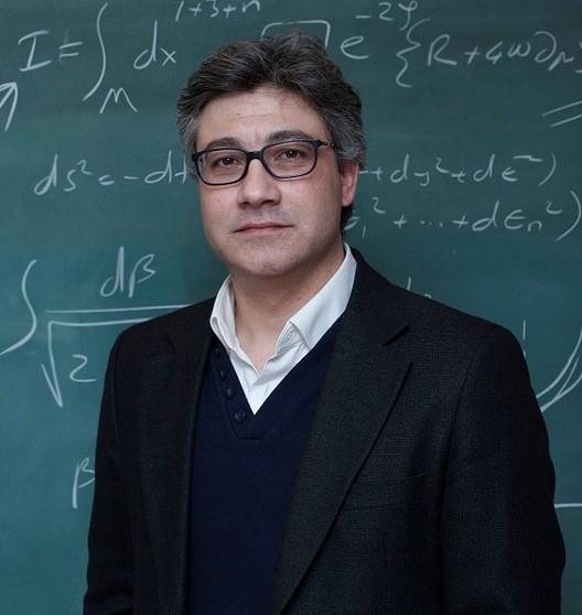 Özgür Akarsu - İstanbul Technical University - Physics