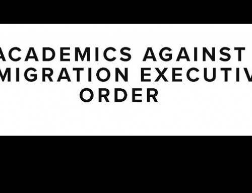Academics Against Immigration Executive Order