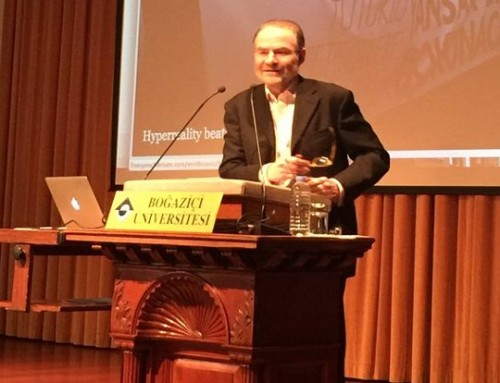 Timothy Garton Ash, Istanbul Conference Video