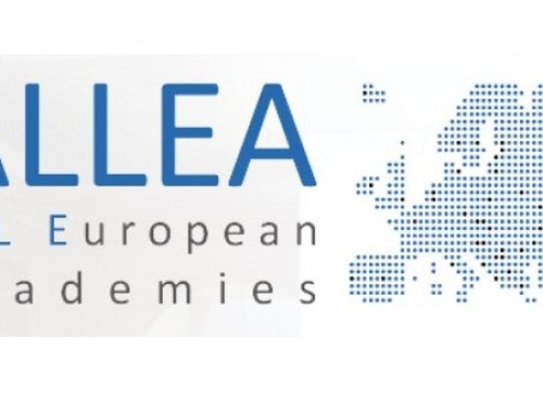 Science Academy's full membership to ALLEA confirmed