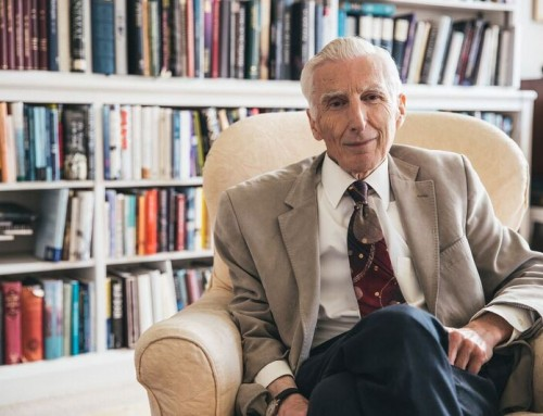 EAS Honors Martin Rees with Fritz Zwicky Prize for Astrophysics & Cosmology
